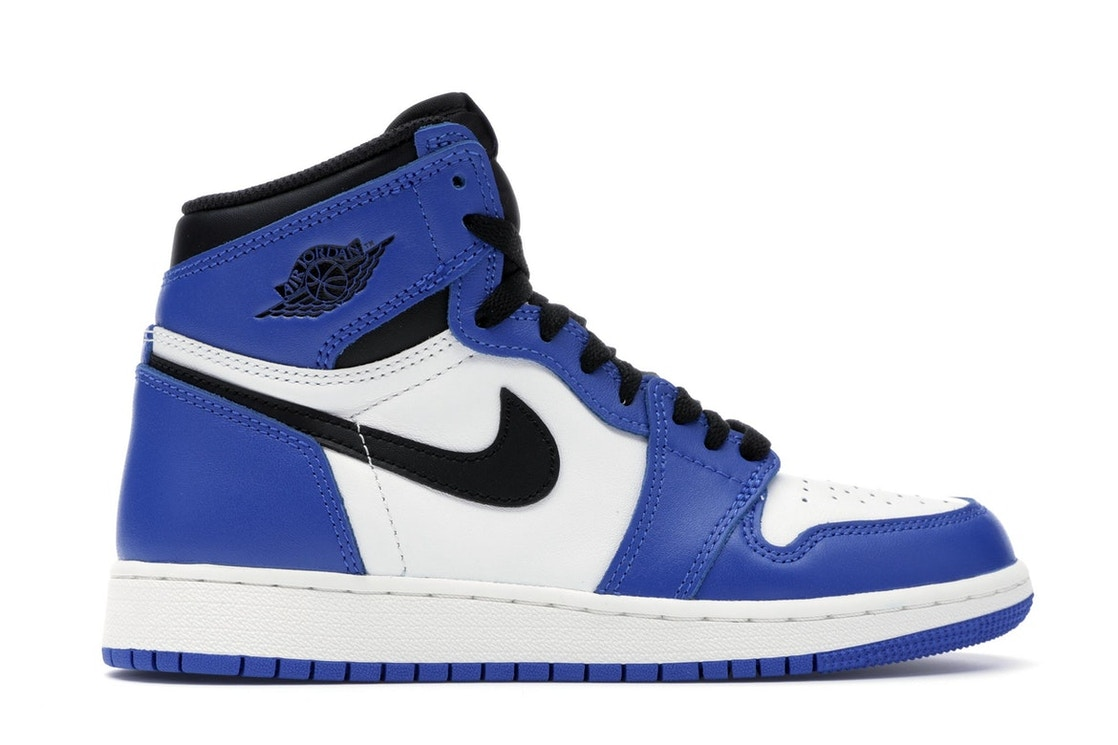 Sell. or Ask. Size  5Y. View All Bids. Jordan 1 Retro High Game Royal (GS) 349bd83660