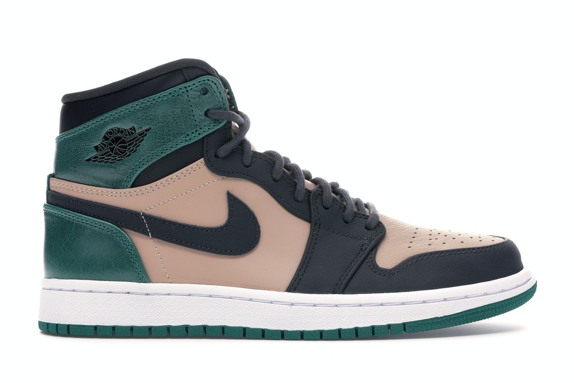 reputable site 4994a 7887d Jordan 1 Retro High Bio Beige Anthracite Mystic Green (W)