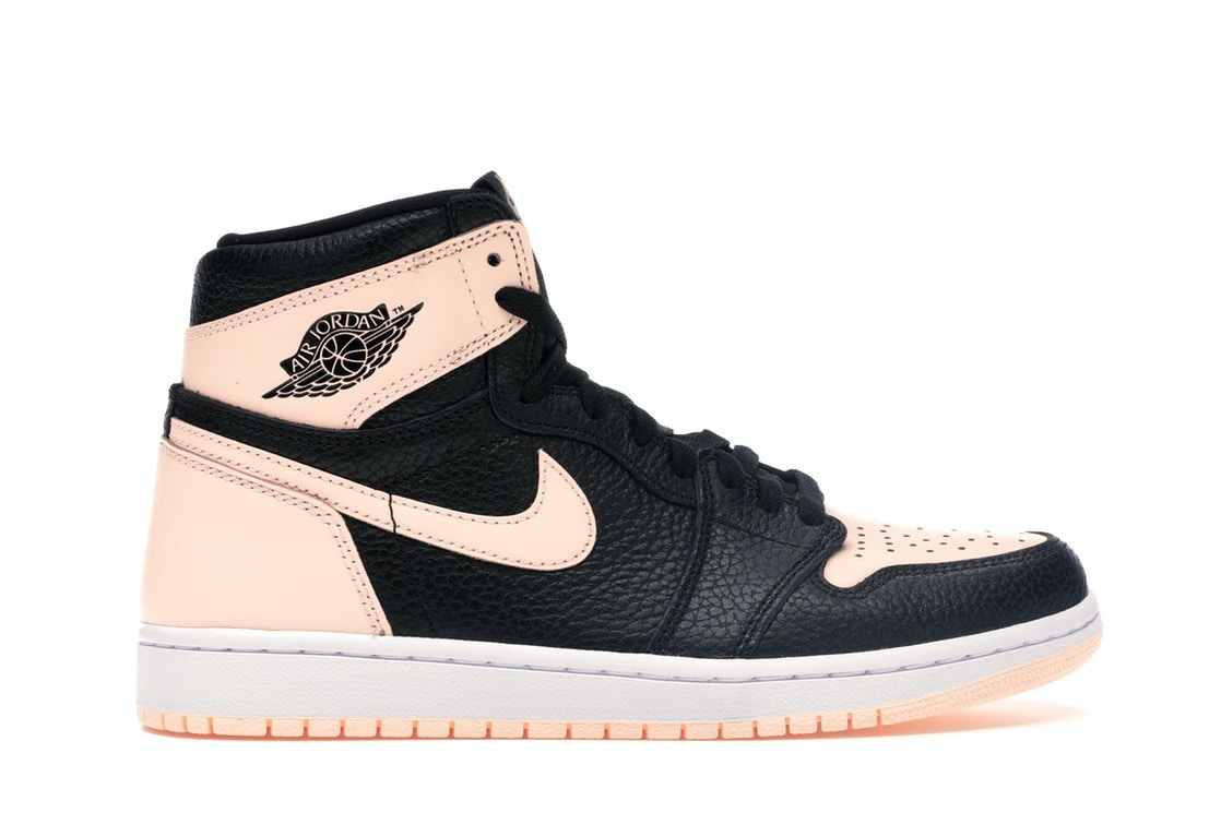 nouvelle collection e685b bab11 Jordan 1 Retro High Black Crimson Tint