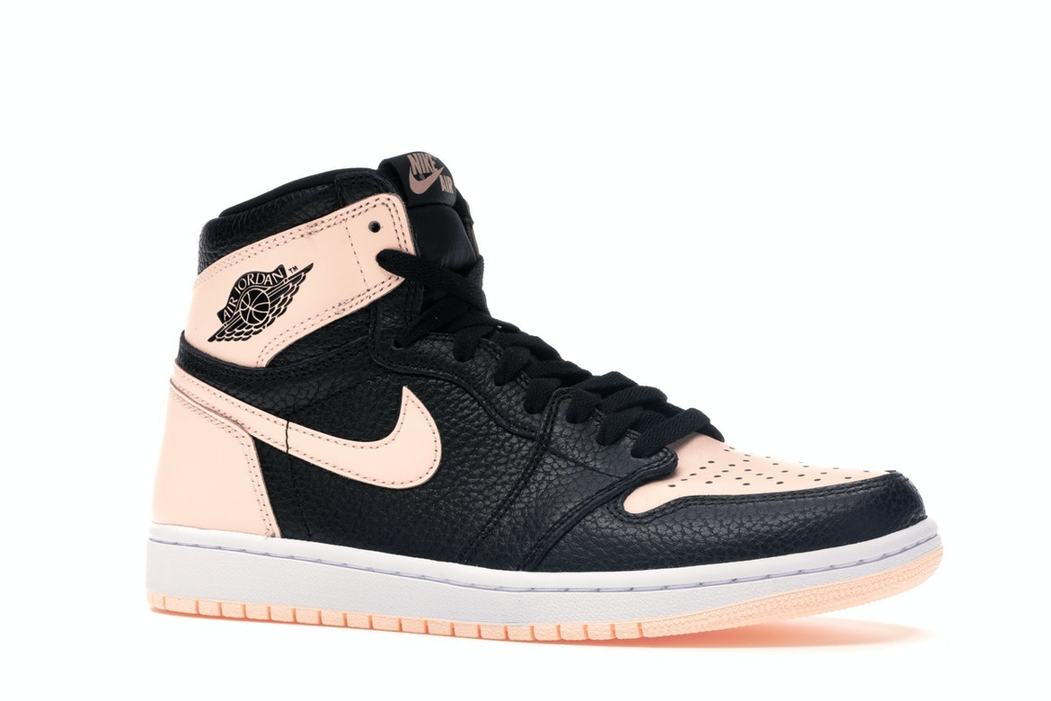 air jordan 1 retro high og bianche e nere