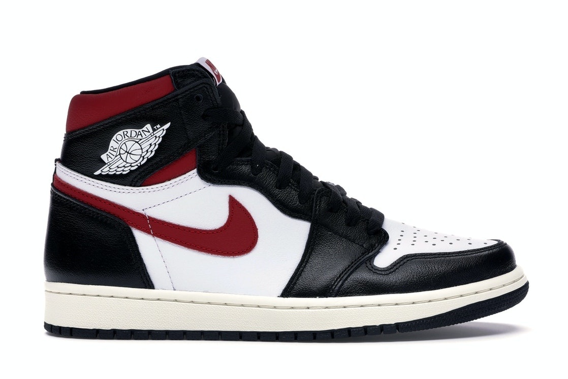 df1460a6f5 Jordan 1 Retro High Black Gym Red