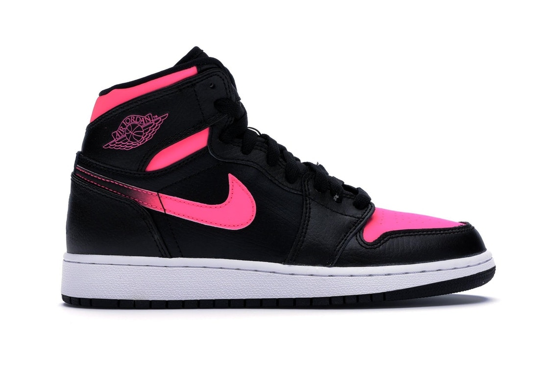 Sell. or Ask. Size  9.5Y. View All Bids. Jordan 1 Retro High Black Hyper  Pink (GS) 7c45f6d8a
