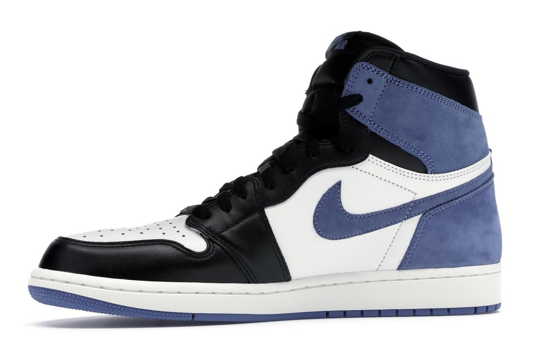 365b152ec7bc93 Jordan 1 Retro High Blue Moon - 555088-115