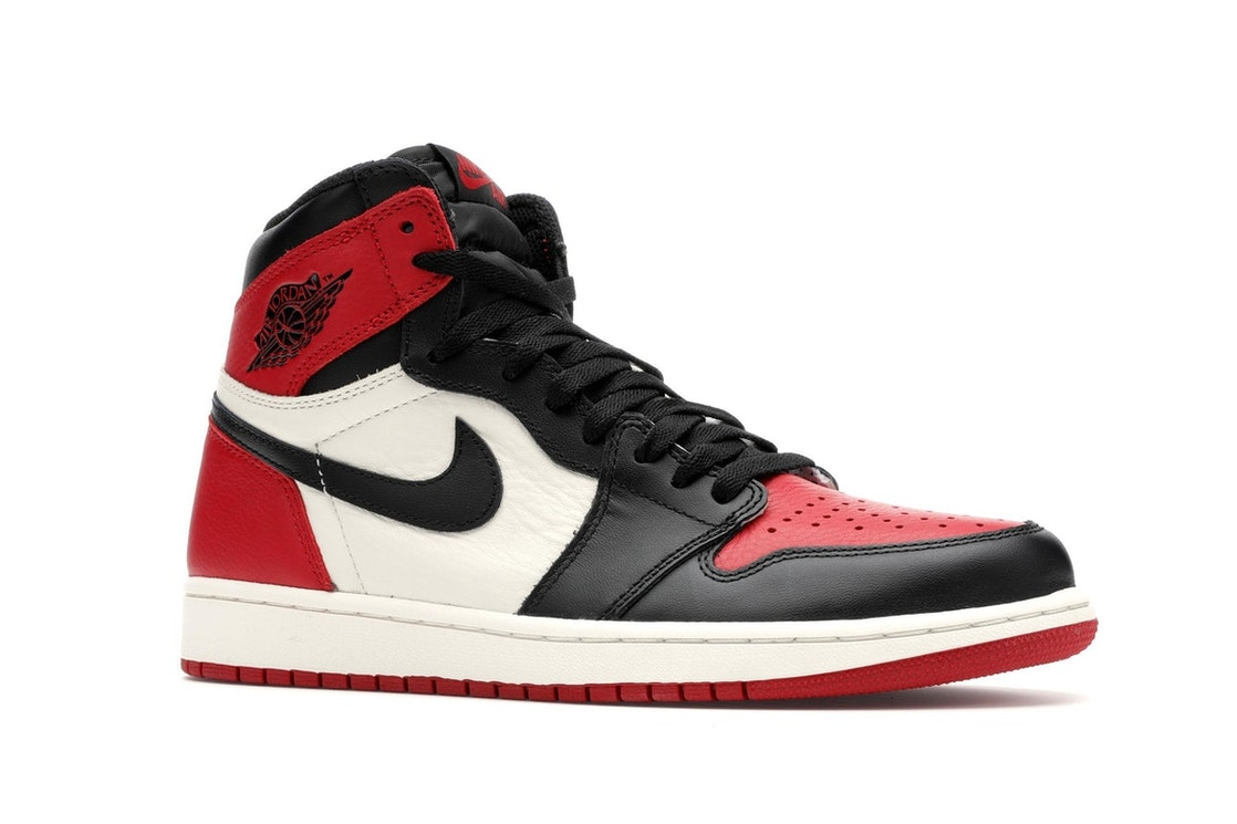 buy popular 17013 1962f Jordan 1 Retro High Bred Toe - 555088-610