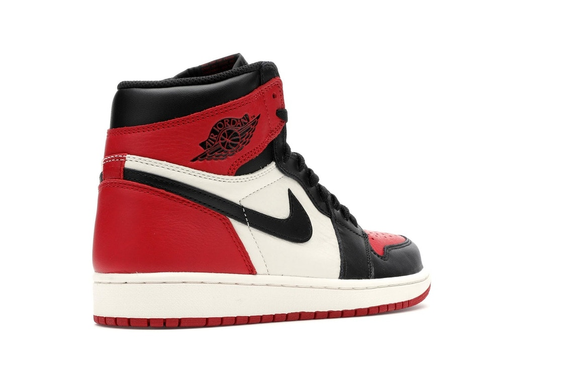 9d0c5776915825 Jordan 1 Retro High Bred Toe - 555088-610