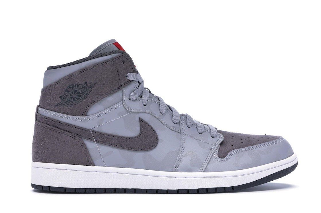 61ddc71690a8 Sell. or Ask. Size 8. View All Bids. Jordan 1 Retro High Camo 3M Wolf Grey