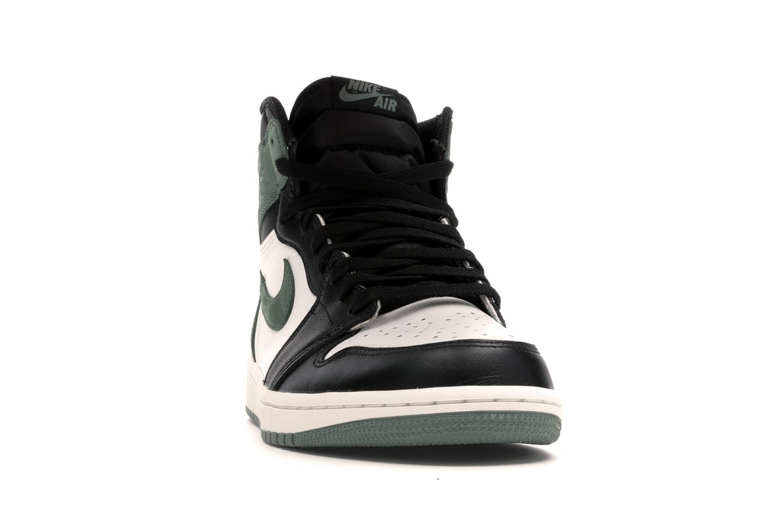 e98728b0f690c0 Jordan 1 Retro High Clay Green - 555088-135