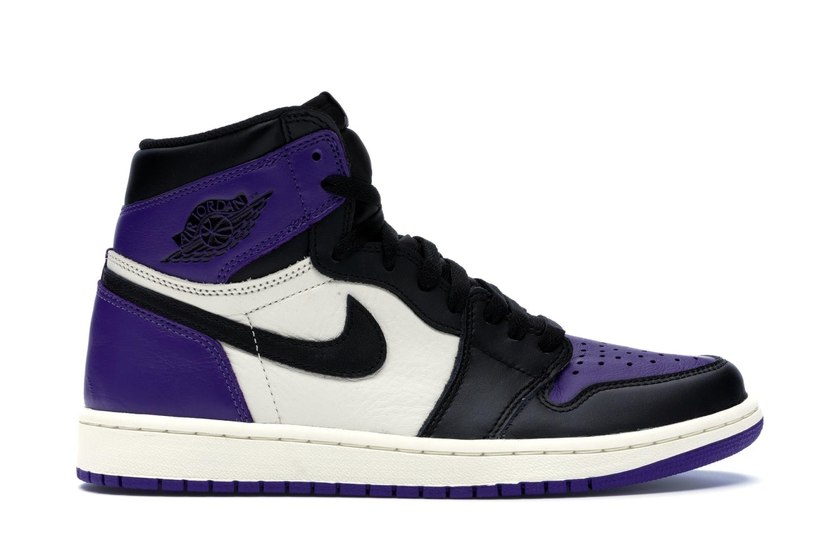 air jordan 1 court purple release date