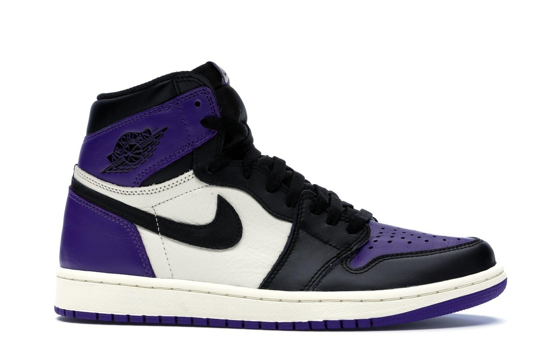 d6c45c23ffd Jordan 1 Retro High Court Purple - 555088-501