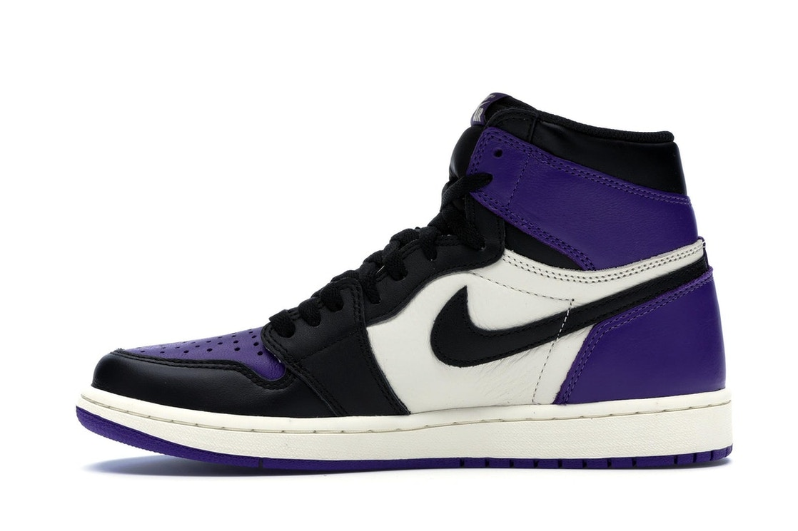 7e924c8b5bd0 Jordan 1 Retro High Court Purple - 555088-501
