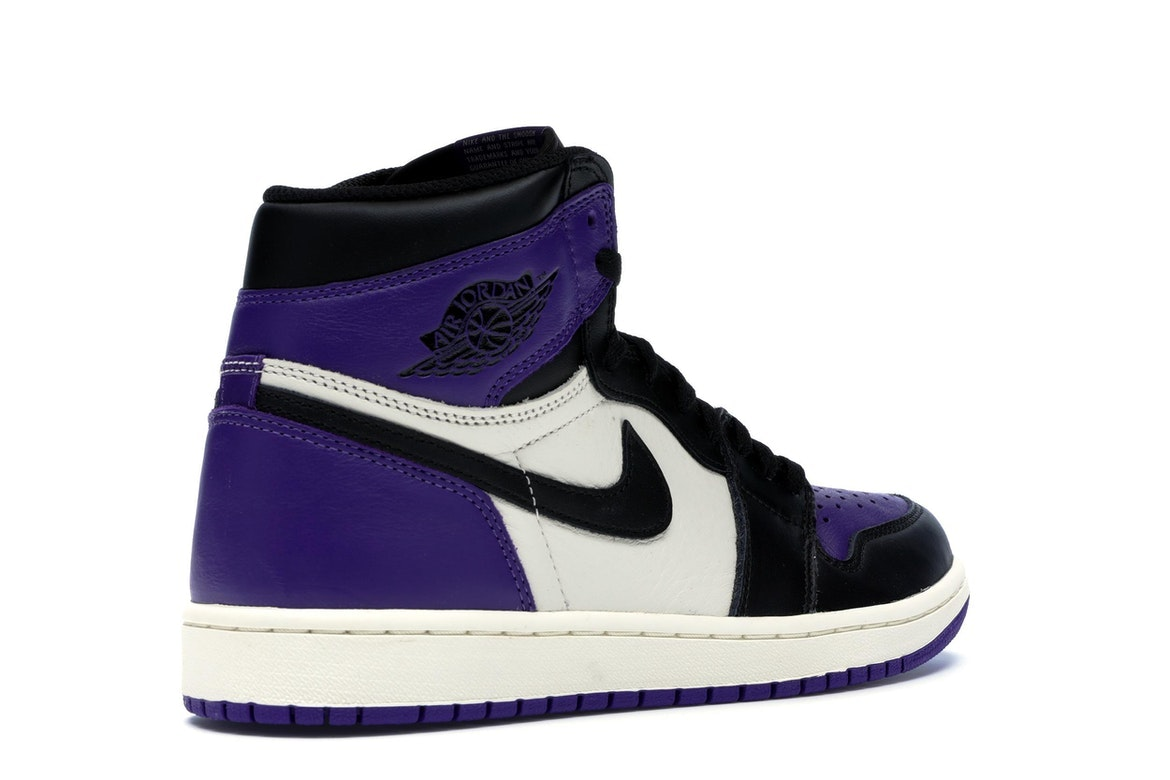 air jordan 1 purple high