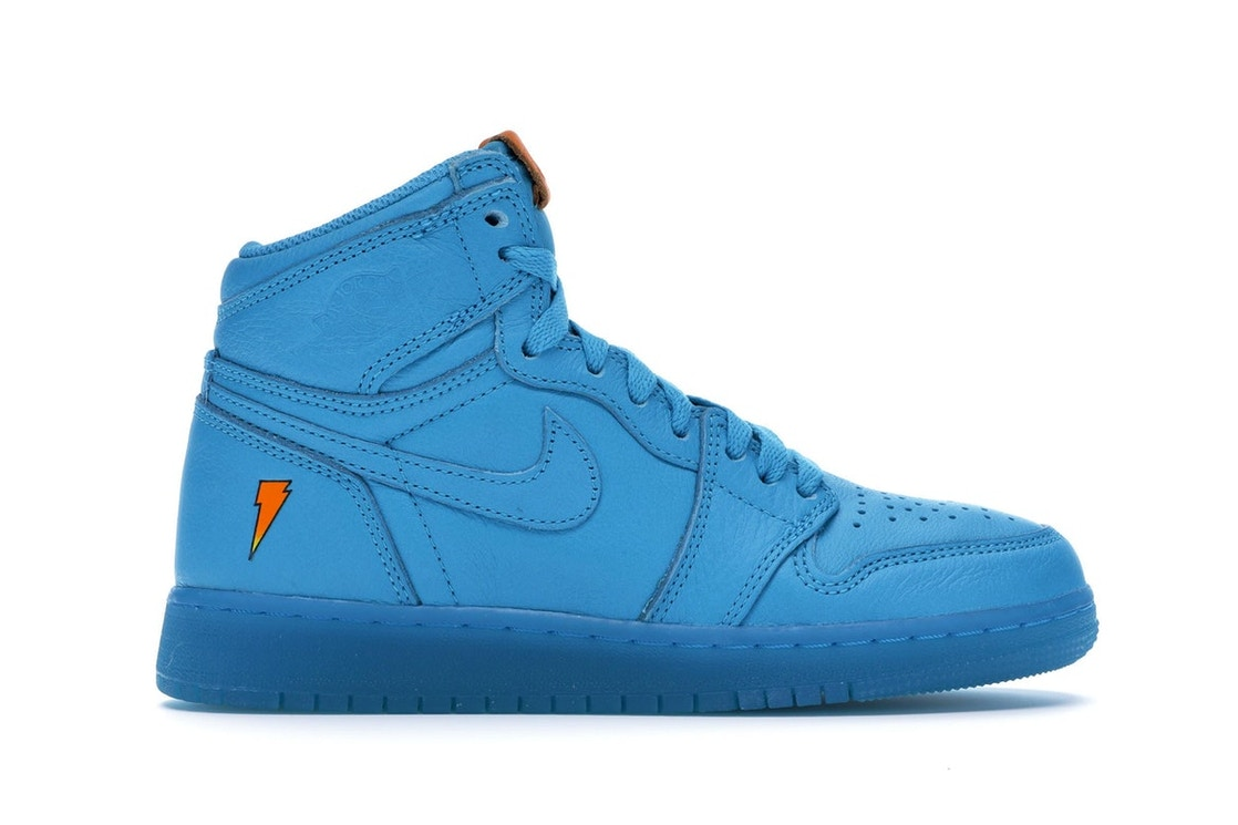 92b482e158a9 Sell. or Ask. Size  5Y. View All Bids. Jordan 1 Retro High Gatorade Blue  Lagoon (GS)