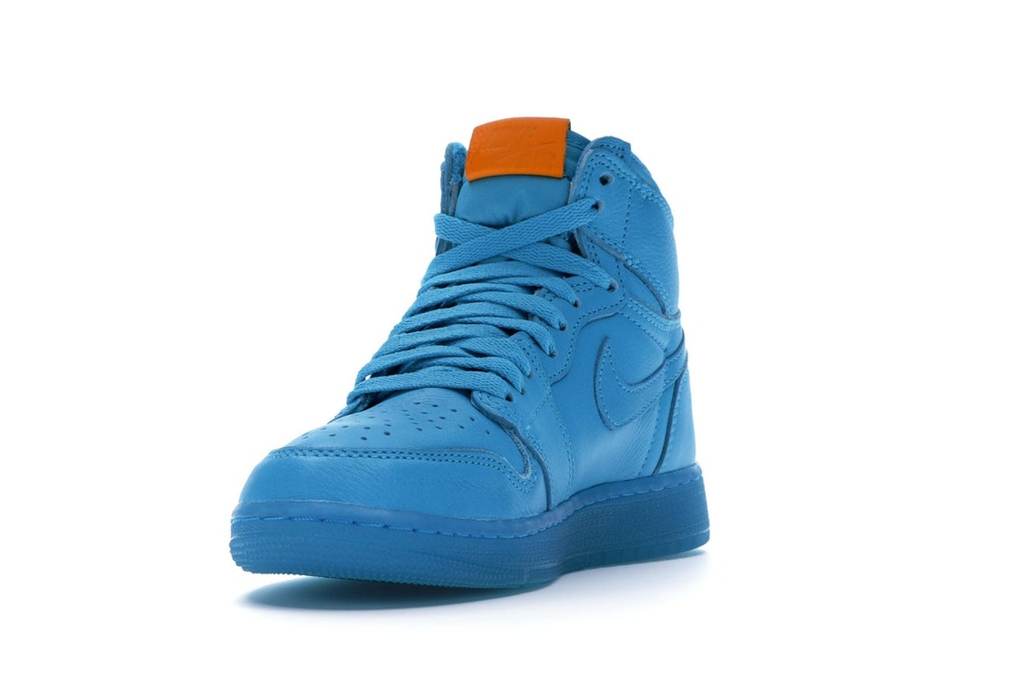 59577cc4461f Jordan 1 Retro High Gatorade Blue Lagoon (GS) - AJ6000-455
