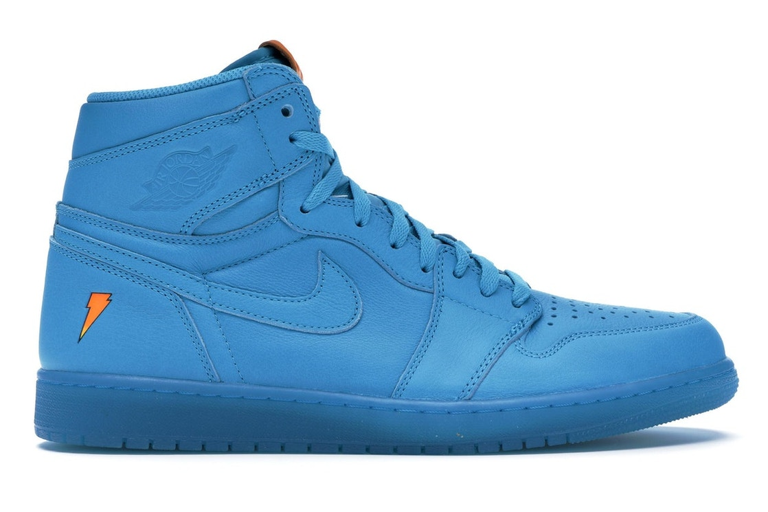 6bd112bc189ca0 Sell. or Ask. Size 8. View All Bids. Jordan 1 Retro High Gatorade Blue  Lagoon