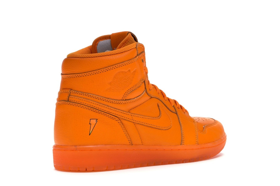 ee2bbba1fa7f2f Jordan 1 Retro High Gatorade Orange Peel - AJ5997-880