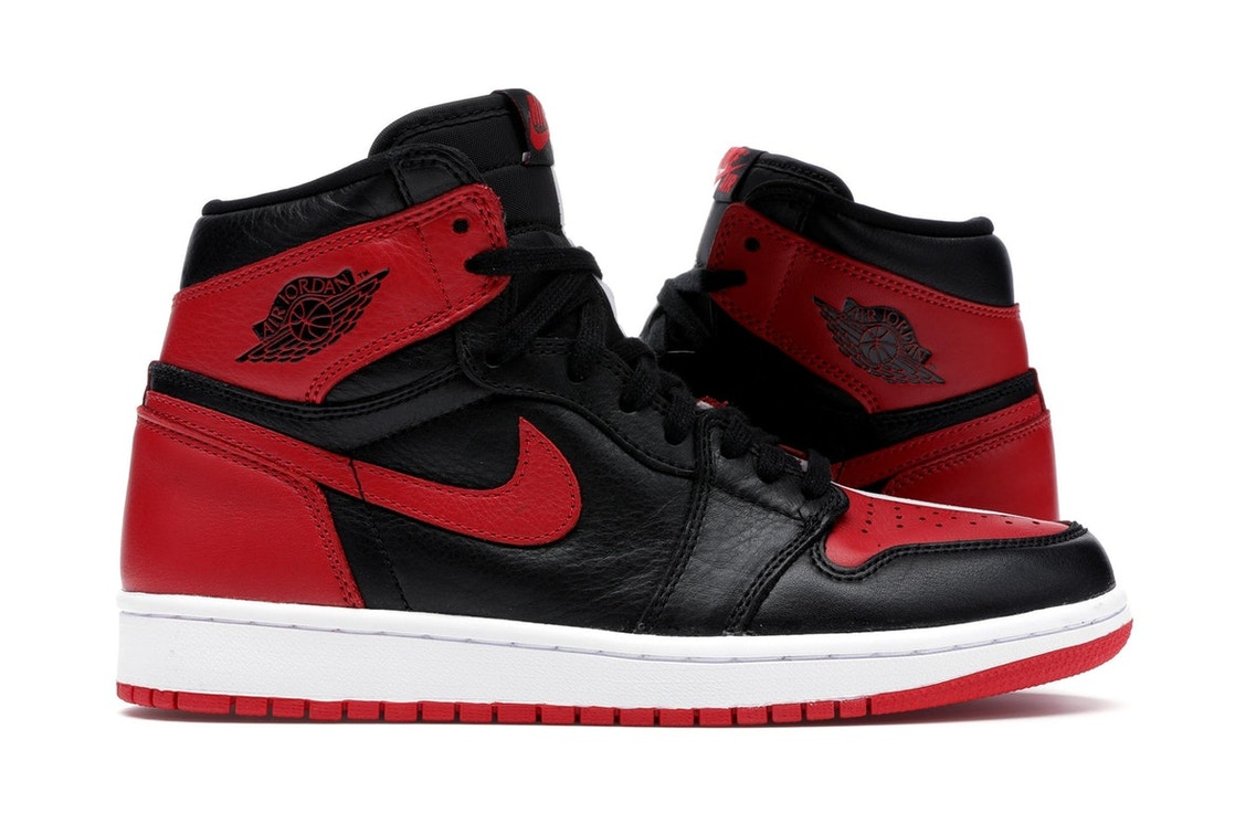 huge discount 0808b 5097f Jordan 1 Retro High Homage To Home (Non-numbered)