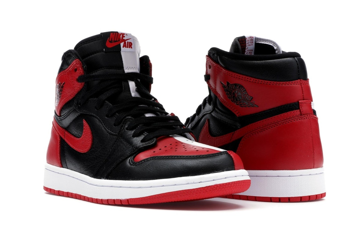 low price 06deb 2a4ca Jordan 1 Retro High Homage To Home (Non-numbered) - 861428-061