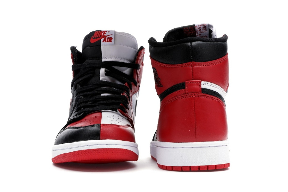 low price 49cfd ae813 Jordan 1 Retro High Homage To Home (Non-numbered) - 861428-061