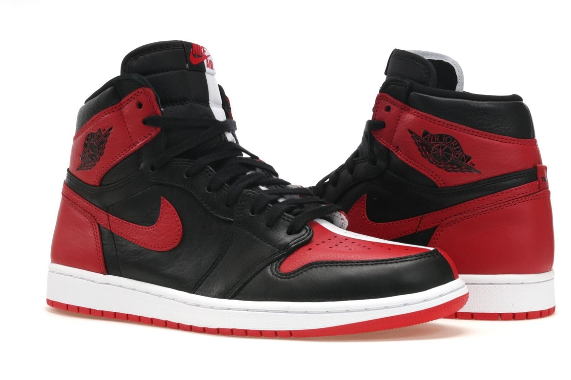 To Home Jordan 1 High Retro Homage Chicagonumbered hrstdCQ