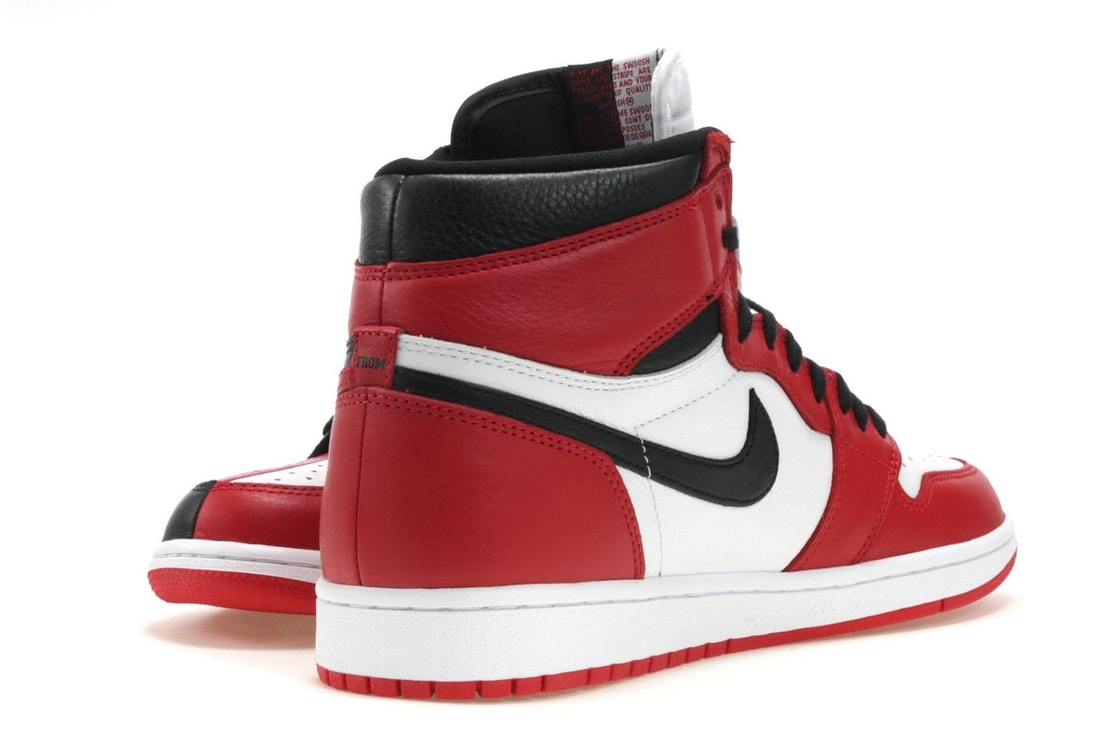 detailed pictures 26ca6 6c0e5 Jordan 1 Retro High Homage To Home Chicago (Numbered)