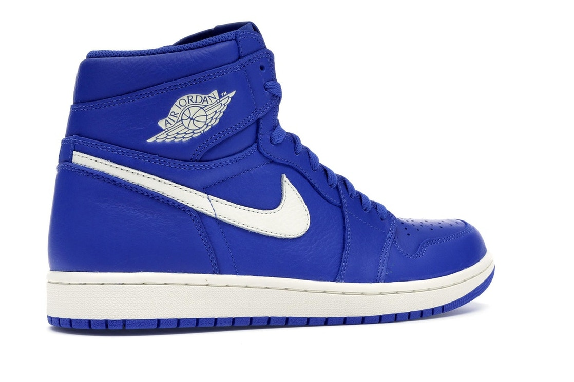 super popular bdbd5 3e043 Jordan 1 Retro High Hyper Royal - 555088-401