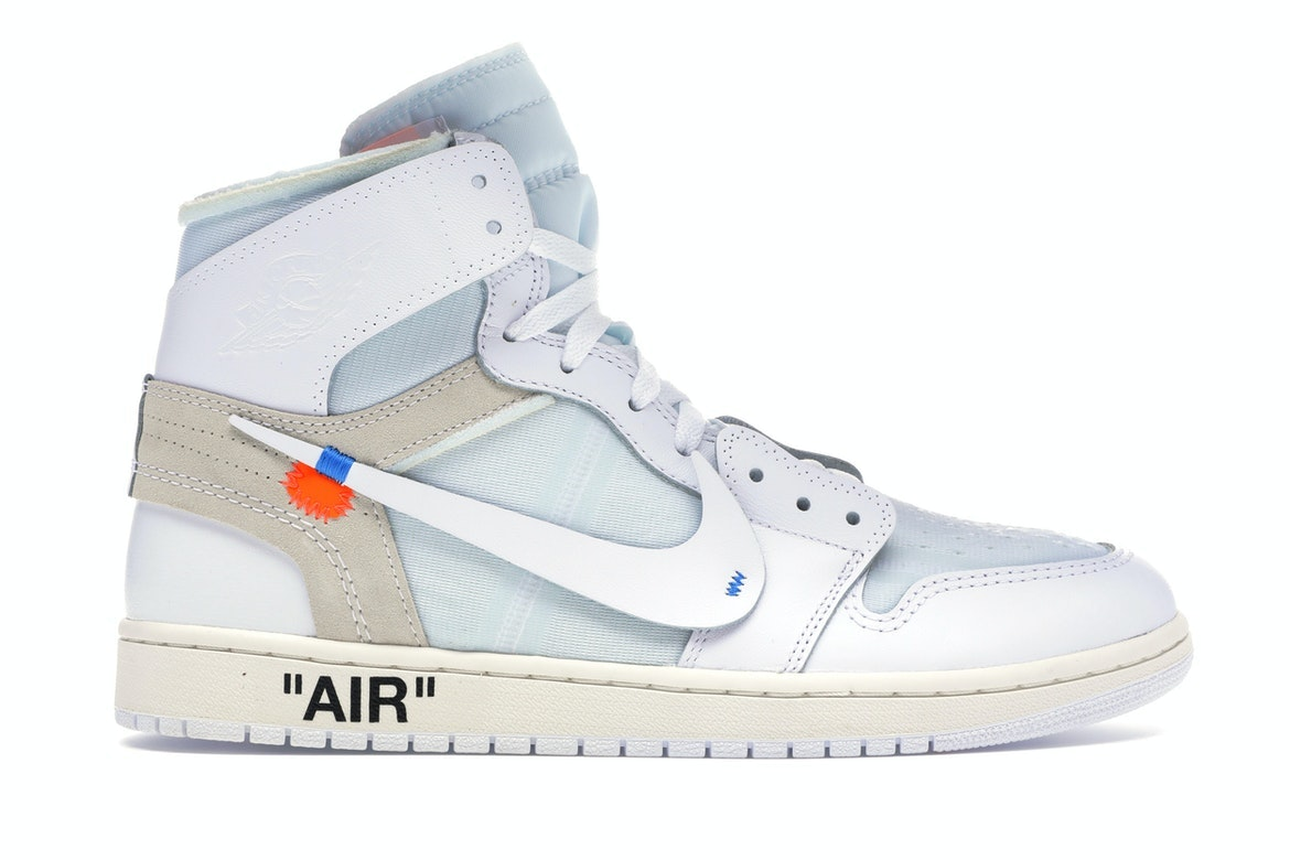 jordan off white blanche