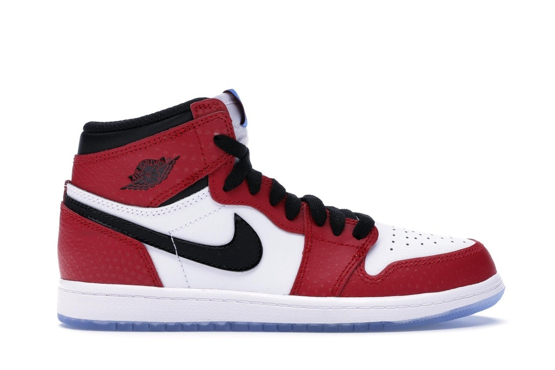 d6c10a9602ef Sell. or Ask. Size  13. View All Bids. Jordan 1 Retro High Spider-Man  Origin Story ...