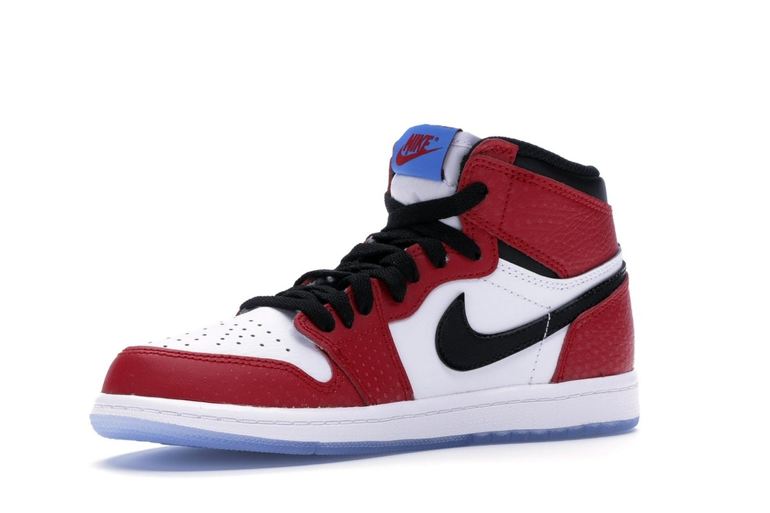 2170ed9eda315c Jordan 1 Retro High Spider-Man Origin Story (PS) - AQ2664-602