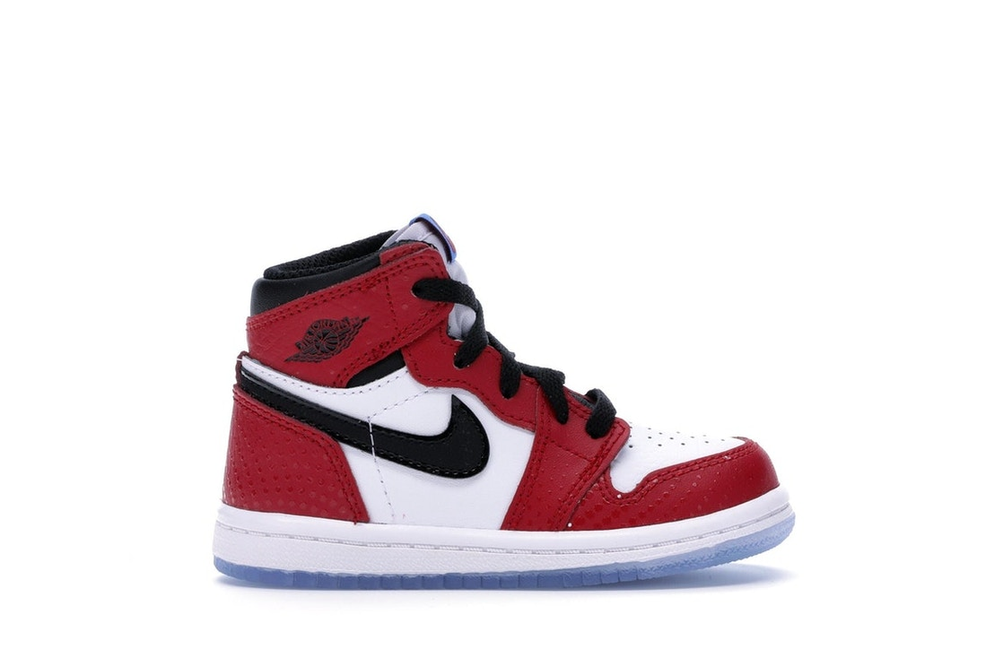 a709864e6284a5 Sell. or Ask. Size 6. View All Bids. Jordan 1 Retro High Spider-Man Origin  Story ...