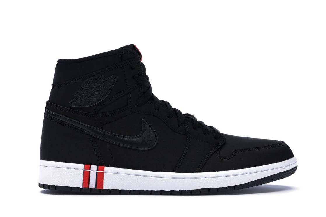 juego De este modo Popular  Jordan 1 Retro High Paris Saint Germain - AR3254-001