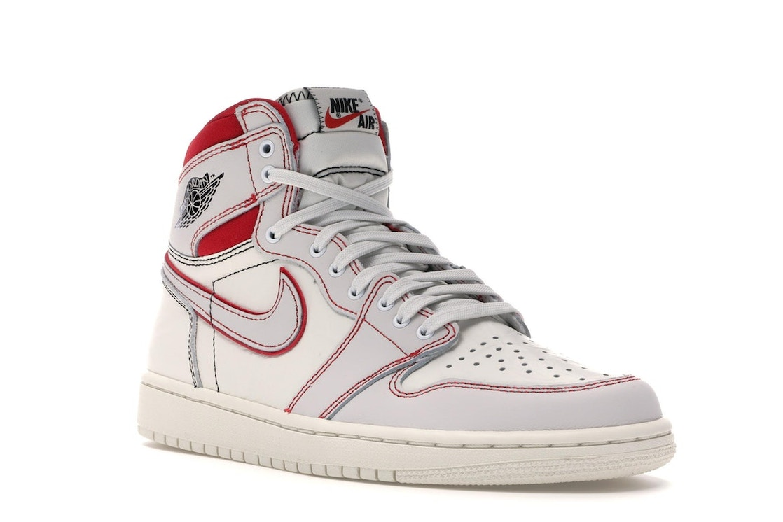 d9ba849cd9c Jordan 1 Retro High Phantom Gym Red - 555088-160