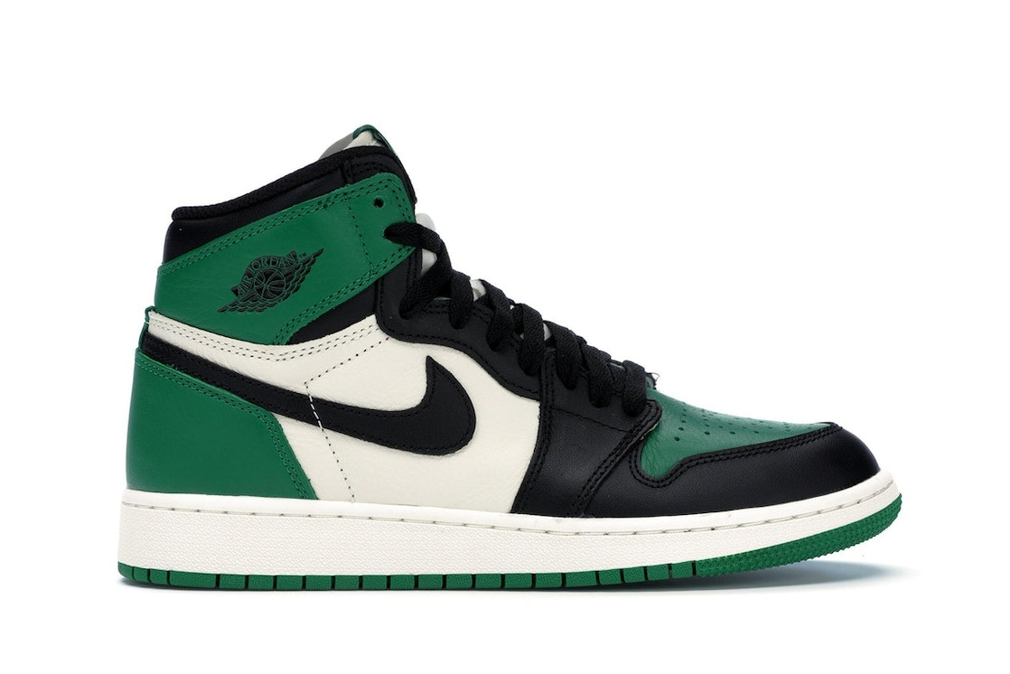 01093ac6780e49 Sell. or Ask. Size  3.5Y. View All Bids. Jordan 1 Retro High Pine Green ...