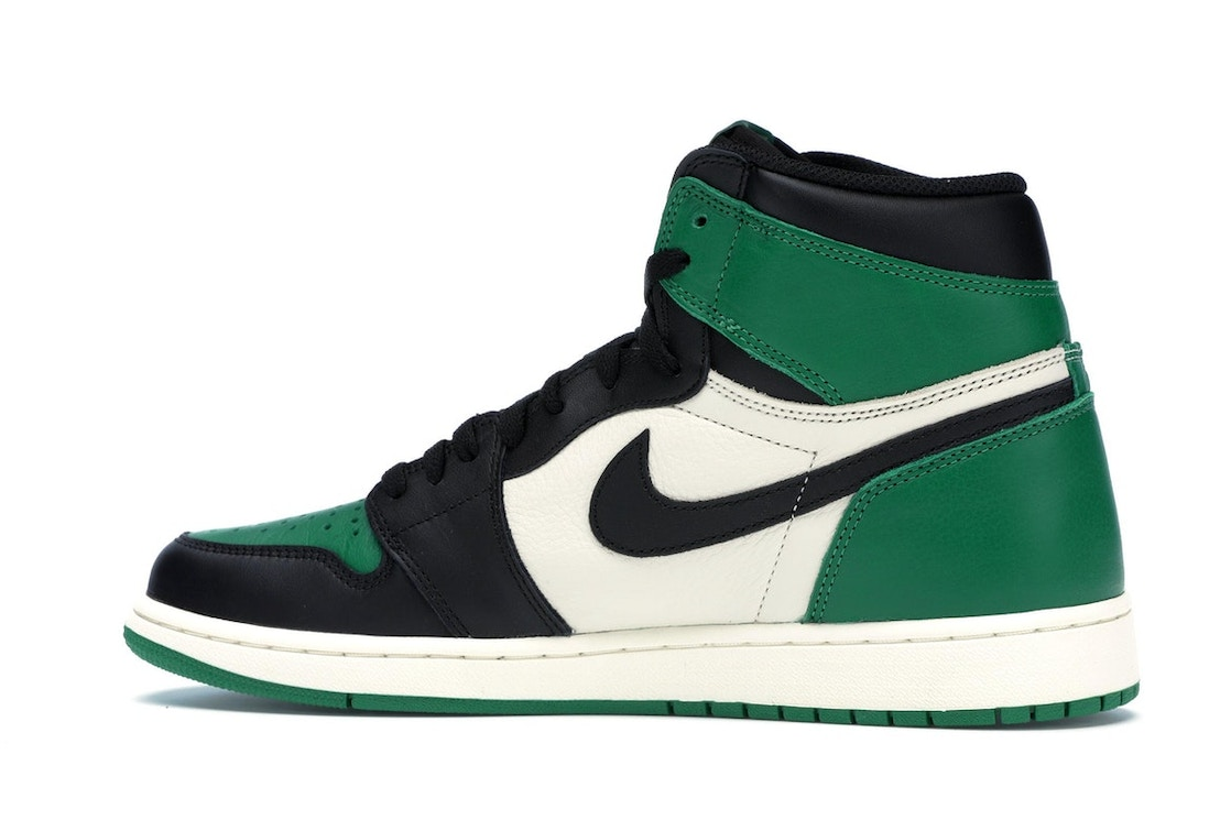 e3086a2eda8549 Jordan 1 Retro High Pine Green - 555088-302