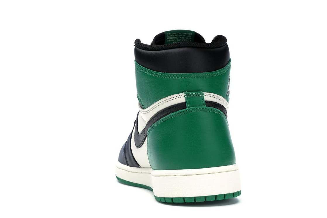 4cdccb068fd Jordan 1 Retro High Pine Green - 555088-302