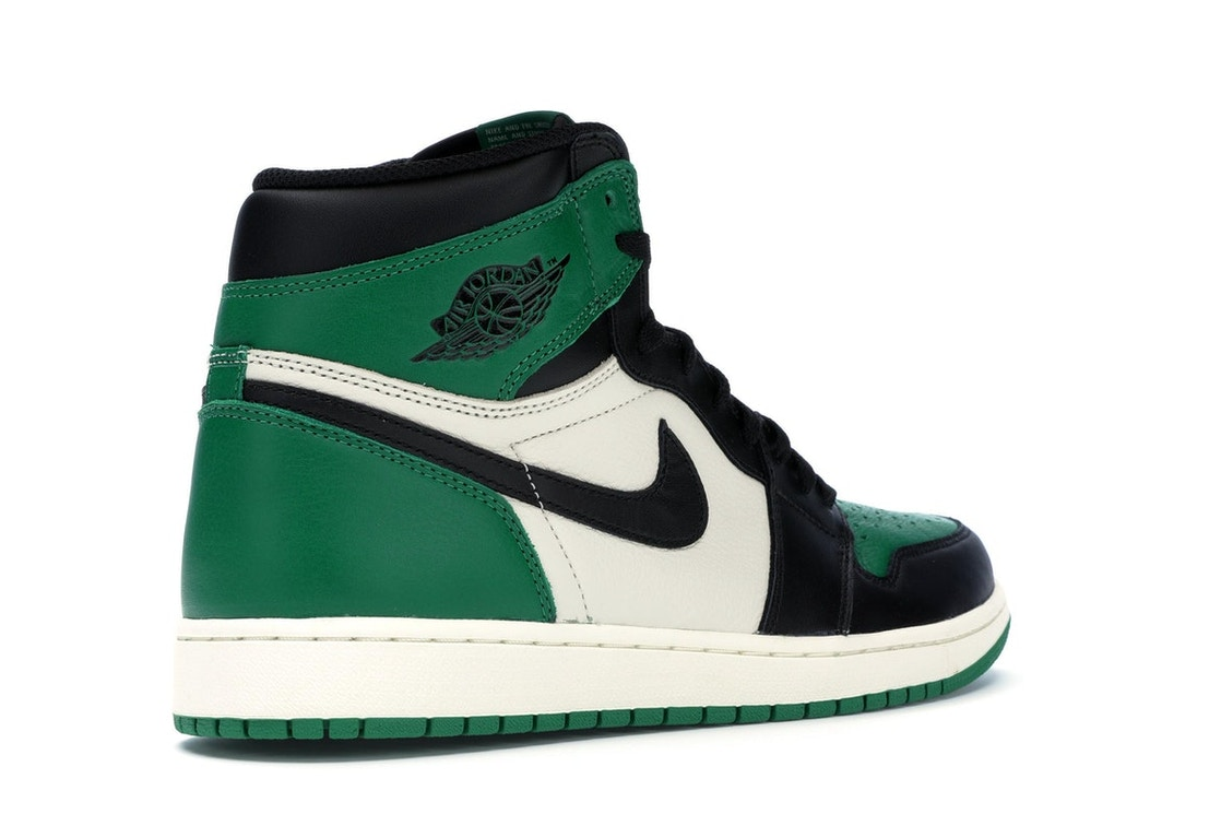 cb23dc145a0 Jordan 1 Retro High Pine Green - 555088-302