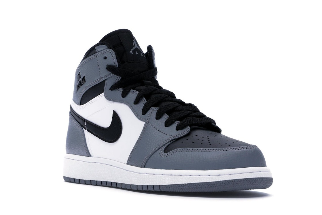 sports shoes 5c7e7 52396 Jordan 1 Retro High Rare Air Cool Grey (GS) - 705300-024