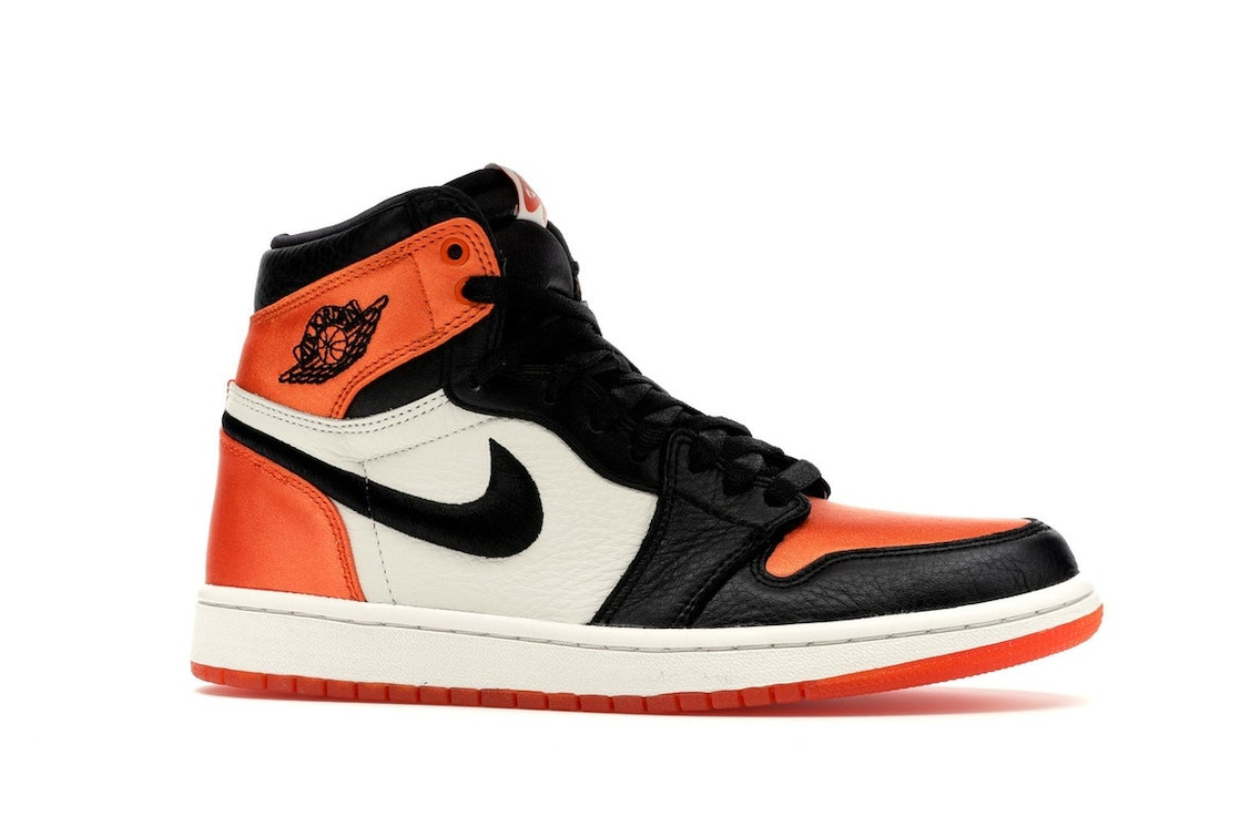 wholesale dealer 2fd4e 17033 Jordan 1 Retro High Satin Shattered Backboard (W)