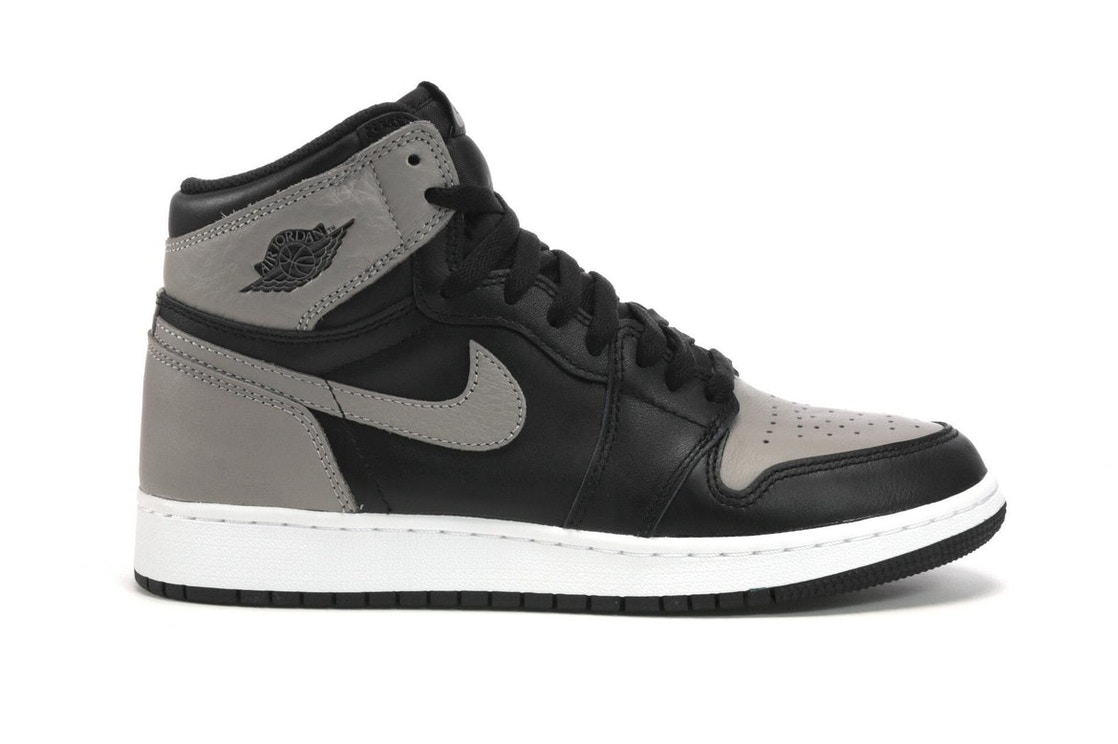 f9a7bc7bdbf3 Jordan 1 Retro High Shadow 2018 (GS) - 575441-013