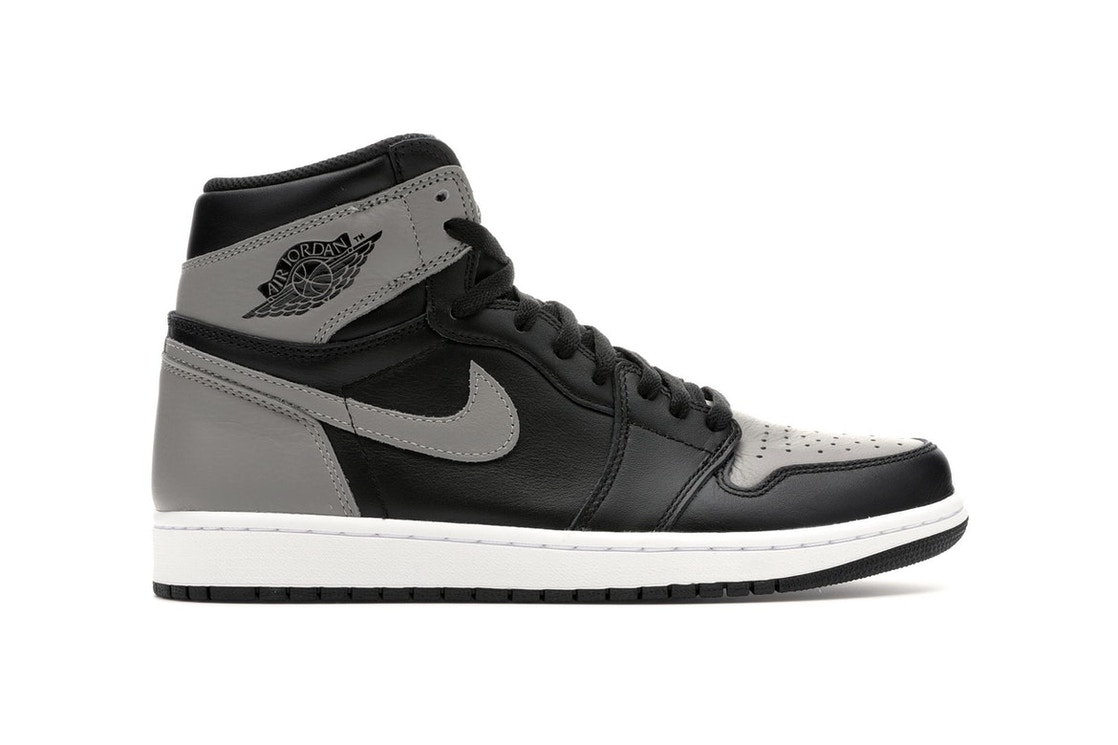 more photos 70ef4 fff8d Jordan 1 Retro High Shadow (2018) - 555088-013