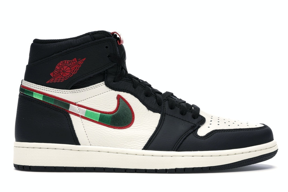 3a00246095aa5d Jordan 1 Retro High Sports Illustrated (A Star Is Born) - 555088-015