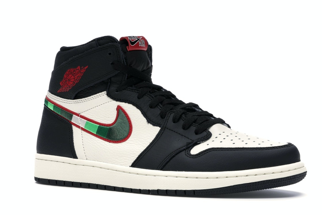 cb3a15a36ca Jordan 1 Retro High Sports Illustrated (A Star Is Born)