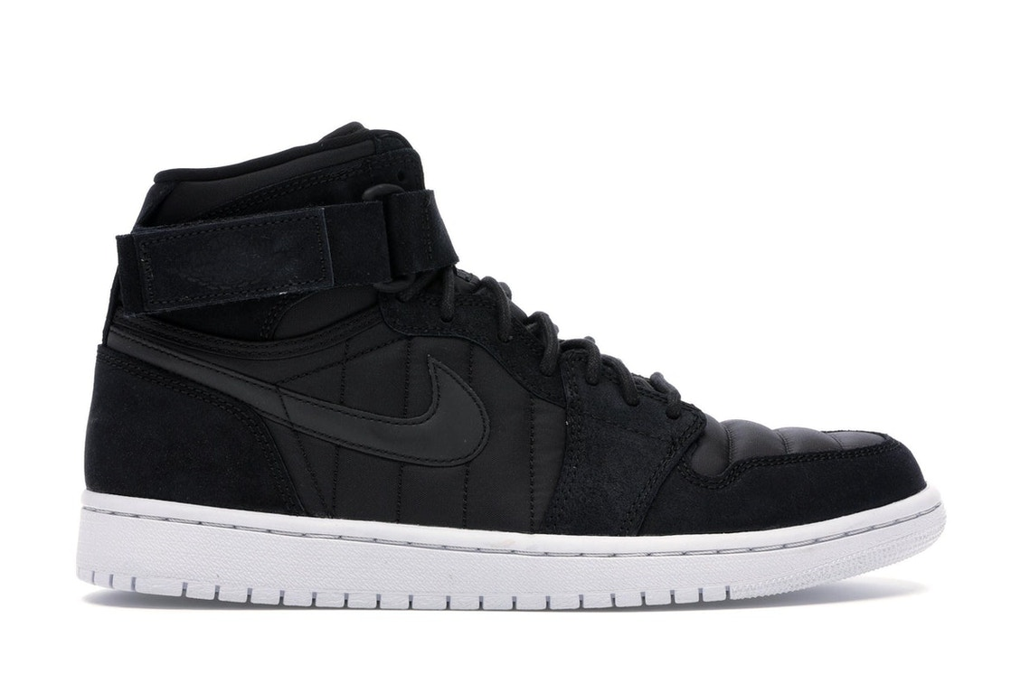 Sell. or Ask. Size 9. View All Bids. Jordan 1 Retro High Strap Black  Anthracite 955718138