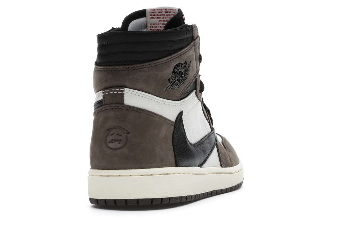 promo code 285bf c350f Jordan 1 Retro High Travis Scott - CD4487-100