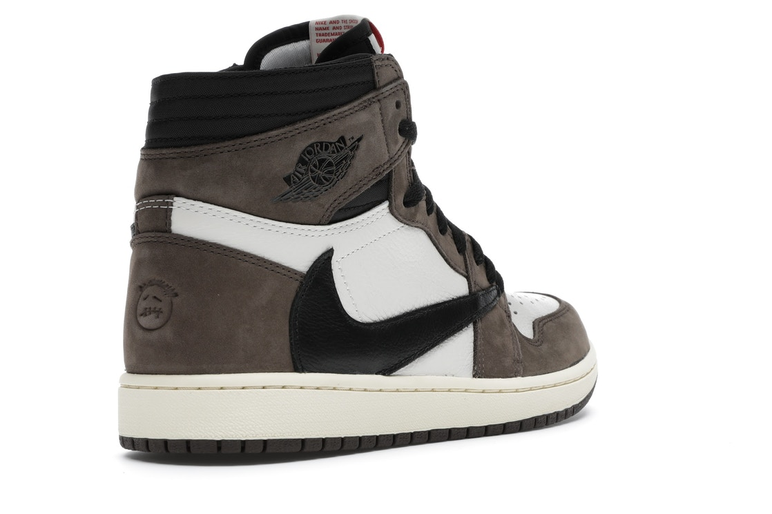 promo code 1dedf 2ed3f Jordan 1 Retro High Travis Scott - CD4487-100