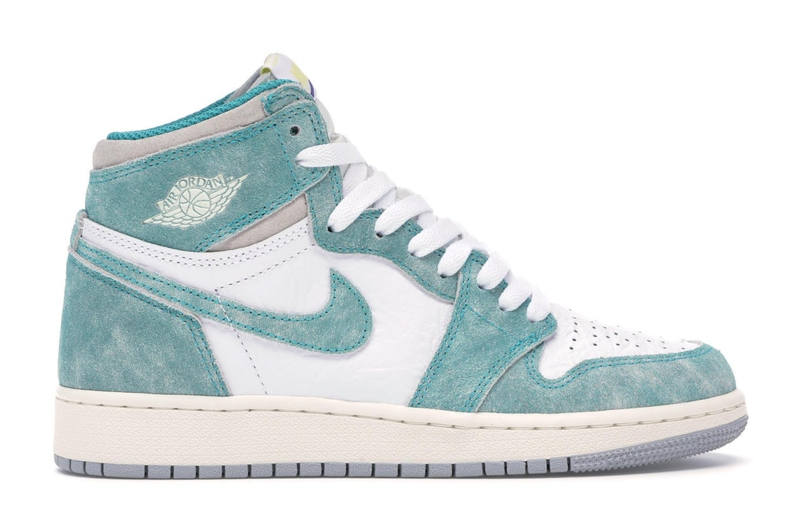 factory price 84384 6fb9f Sell. or Ask. Size  3.5Y. View All Bids. Jordan 1 Retro High Turbo Green ...