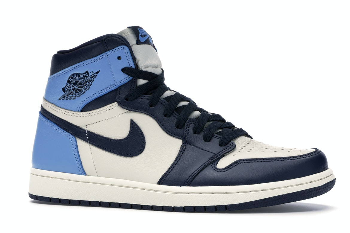 air jordan 1 obsidian
