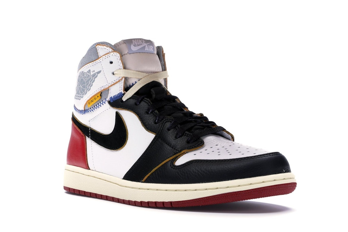 8cfc831b659 Jordan 1 Retro High Union Los Angeles Black Toe - BV1300-106