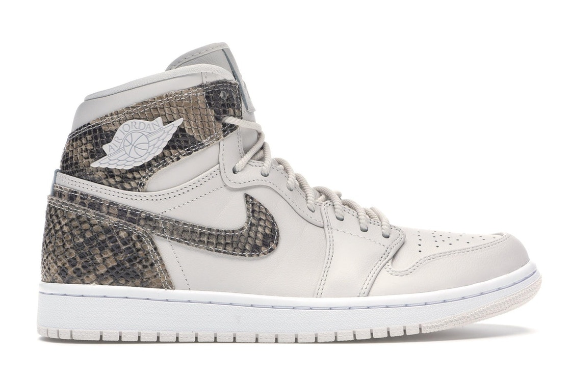 info for b9bb1 a8450 Sell. or Ask. Size  11W. View All Bids. Jordan 1 Retro High White Snake ...