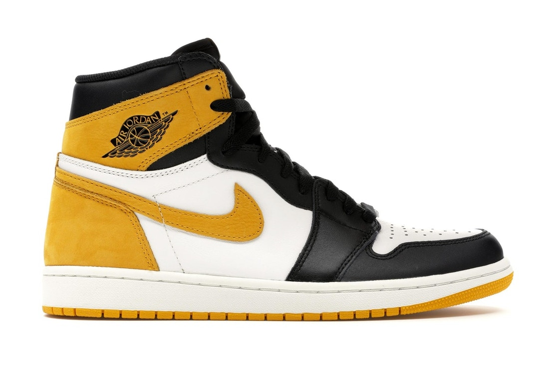 Sell. or Ask. Size 8. View All Bids. Jordan 1 Retro High Yellow Ochre 466983f84