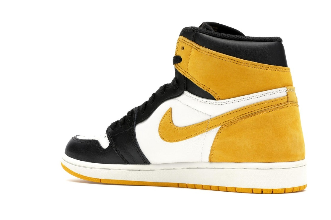 Jordan 1 Retro High Yellow Ochre - 555088-109 c38823a47